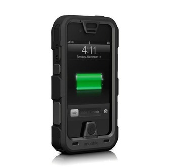 「mophie Juice Pack PRO for iPhone 4S/4」