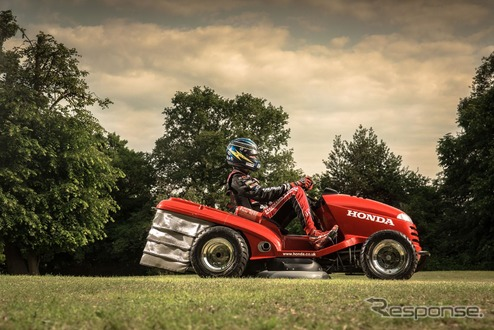ホンダMean Mower
