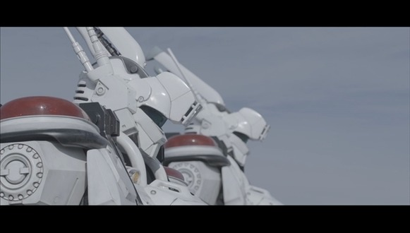 (C)2015 HEADGEAR/「THE NEXT GENERATION -PATLABOR-」製作委員会