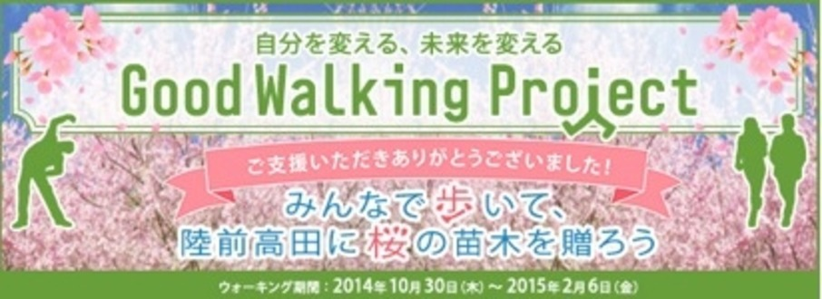 Good Walking Project