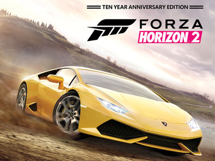 『Forza Horizon 2: 10 Year Anniversary Edition』発表!―Forzaシリーズ10周年記念