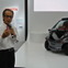【CEATEC12】トヨタ友山常務役員、Smart INSECTは「常に人や家、社会と対話できる車」