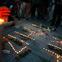 MH17便事件、墜落現場でロシア製ミサイル破片か