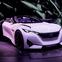 【フランクフルトモーターショー15】プジョー フラクタル 登場…EVオープンコンセプト、音響設備も充実