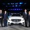 メルセデス GLC、中国で現地生産を開始…GLK 後継車