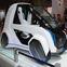 【東京モーターショー15】トヨタ車体 コムス コネクト…『マクロス』な三段変形EV[詳細画像]
