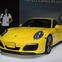 【東京モーターショー15】ポルシェ 911カレラ4S…最高速300km/hを突破[詳細画像]