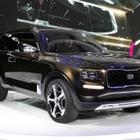 【デトロイトモーターショー16】キアの大型SUVコンセプト、テルライド …400馬力のPHV