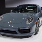 【デトロイトモーターショー16】ポルシェ 911ターボ…先代モデルより20ps出力向上[詳細画像]