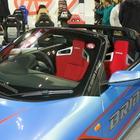 【東京オートサロン16】 S660 のデモカ―で最新シートに座ろう…ブリッド