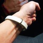 【ウェアラブルEXPO16】睡眠の質から心拍数まで24時間記録するトラッカー「UP3」