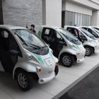 沖縄観光に小型EVシェア、トヨタ友山専務「地域に喜んでいただくのが重要」