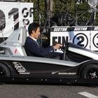 鈴鹿サーキットのEVカート、オートサロンでお披露目…サーキット・チャレンジャー