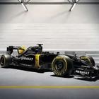 【F1】ワークス復帰のルノー、2016参戦マシン『R.S.16』を発表