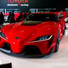 【東京オートサロン16】トヨタ FT-1…未来のスポーツカーの形[詳細画像]