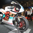 【東京オートサロン16】無限 神電四…世界最速の電動二輪[詳細画像]
