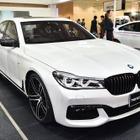 【東京オートサロン16】BMW 740i M Sport[詳細画像]
