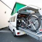 【キャンピングカーショー16】自転車を積載「ツメルンダー」にオフィスカー…面白キャンパー続々