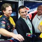 【F1】ゴーン社長、ルノーワークス復帰「まずはライバルとの差を縮める」
