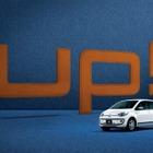 VW up! にカジュアルな限定車「ジーンズ up!」…専用シートカバー採用