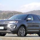 【フォード エクスプローラー タイテニアム 試乗】今が買い? フォード・ジャパン最後のニューモデル…中村孝仁