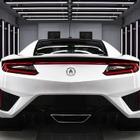 【シカゴモーターショー16】ホンダ NSX 新型に新色ホワイト…鈴鹿「130R」に由来