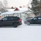 BMWの「7人乗り X1」ノーマルモデルと比較