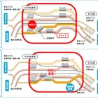 東京メトロ、小竹向原駅の連絡線工事が完成…有副線の遅れ改善へ
