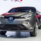 【ジュネーブモーターショー16】トヨタ C-HR コンセプト、市販版を初公開へ