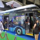 【デリーモーターショー16】エコロジカルな路線バスの提案が活発