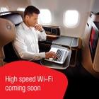 カンタス航空、機内Wi-Fi接続サービスを国内線で導入へ…来年初め