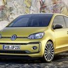 【ジュネーブモーターショー16】VW up!初の大幅改良…内外装をアップデート