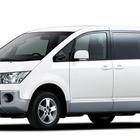 三菱自動車、震災遺児奨学基金へ デリカD:5 を寄贈