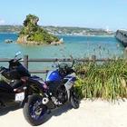 バイク王など、沖縄でリゾートホテル発着型のレンタルバイクサービスを開始