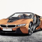 BMW i8、ロードスター追加が決定