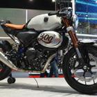 【バンコクモーターショー16】スタイリッシュなカフェレーサー提案…ホンダ 300TTレーサー コンセプト