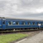 寝台特急『北斗星』客車、道南いさりび鉄道沿線で保存の動き…クラウドファンディング開始