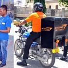 ビィ・フォアード、タンザニアでバイク急便サービスを開始…日系企業初