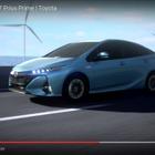 トヨタ プリウス PHV 新型、全面進化[動画]