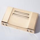 ゼルダ30周年記念の24金ファミコン互換機、価格55万円なり