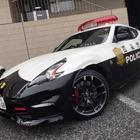 日産 フェアレディZ NISMO パトカー、警視庁に配備完了