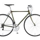 ブリヂストンサイクル、「チャリ&コー NYC」コラボモデルを発売
