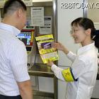 タブレット介して離れた場所から通訳、訪日外国人向けサービス