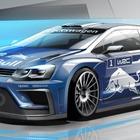 【WRC】VW ポロ R WRC に2017年型、アグレッシブに進化