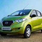ダットサン、インド初のアーバンクロス「redi-GO」実車を公開