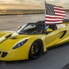 ヴェノム GT が427.4km/h、オープンカーの世界最高速記録…ヴェイロン 超えた