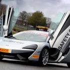 マクラーレン 570S、公式セーフティカーに…英GT選手権