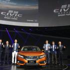 ホンダ シビック セダン 新型、中国で発売…1.5ターボは177馬力