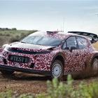 【WRC】シトロエン、2017年型マシンの初期テストを完了