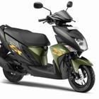 ヤマハ発動機、インド市場に新型スクーター シグナス レイZR 投入